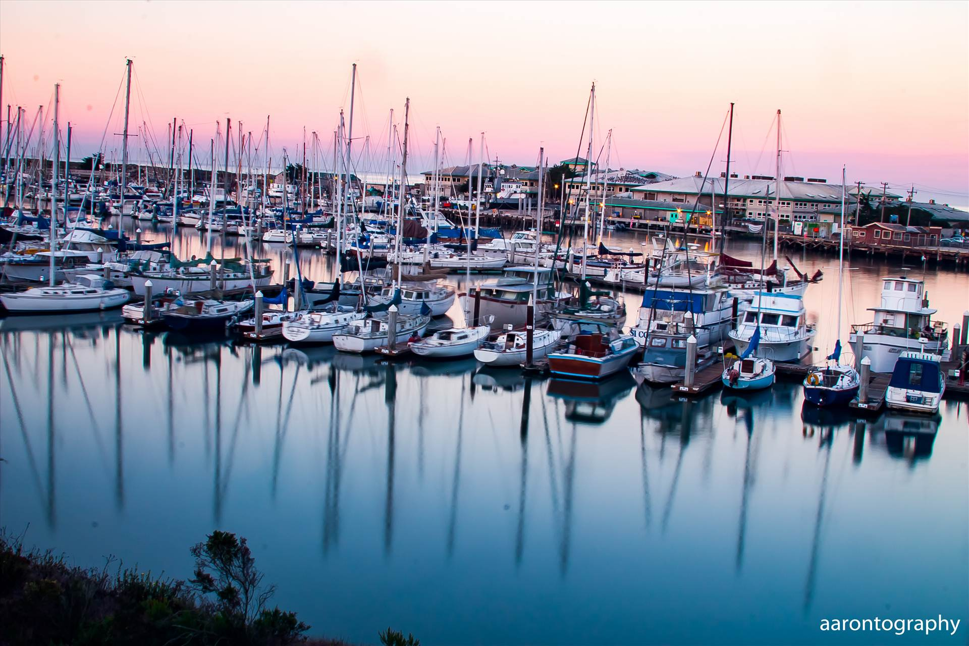 Early morning in Moss Landing.jpgundefined